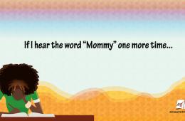 MOM!!!